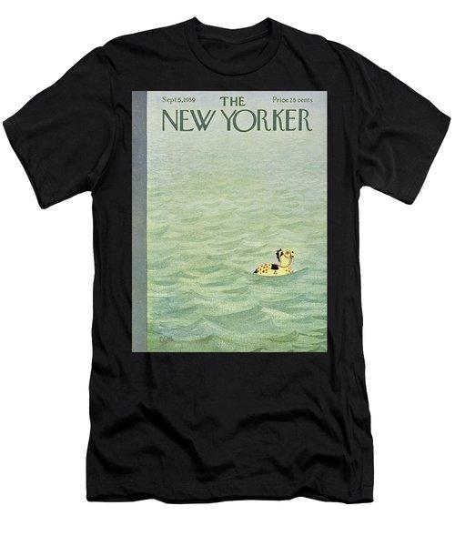New Yorker September 5 1959 Men's T-Shirt (Athletic Fit)
