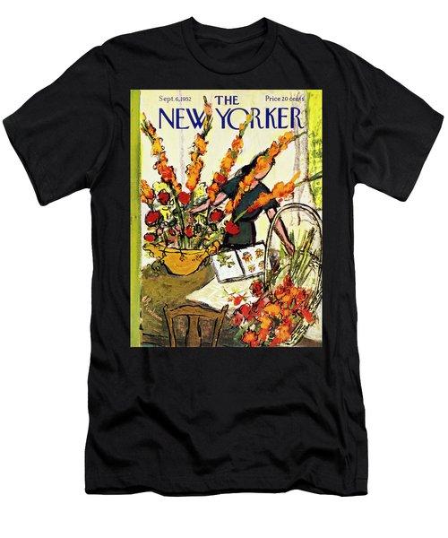 New Yorker September 6 1952 Men's T-Shirt (Athletic Fit)