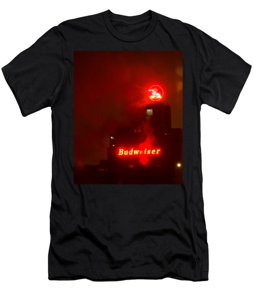 Newark Budweiser Men's T-Shirt (Athletic Fit)