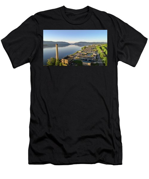 Newburgh And The Hudson Highlands Men's T-Shirt (Athletic Fit)