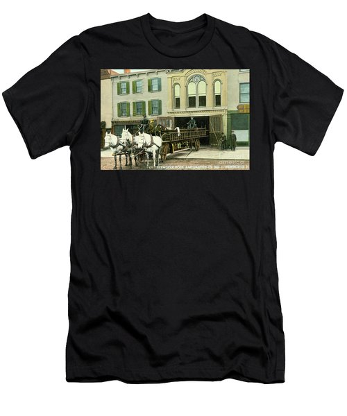 Newburgh Broadway - 07 Men's T-Shirt (Athletic Fit)