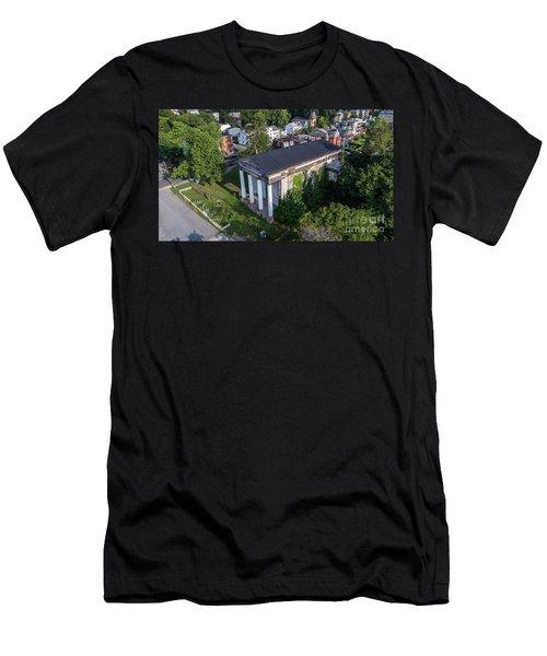 Newburghs Dutch Reformed Church Men's T-Shirt (Athletic Fit)
