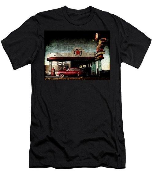 Next Service 100 Miles Men's T-Shirt (Athletic Fit)