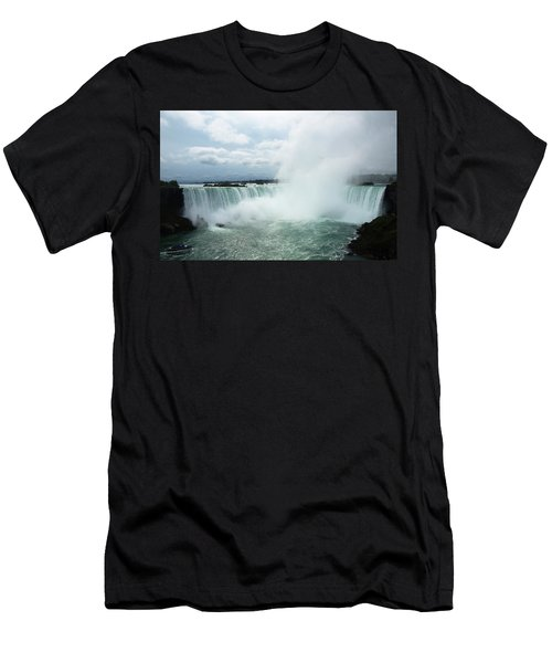 Niagara Falls Men's T-Shirt (Athletic Fit)