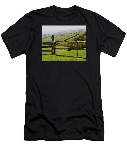 Nicasio Overlook Men's T-Shirt (Athletic Fit)