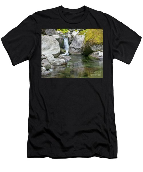 Nickel Creek 1019 Men's T-Shirt (Athletic Fit)