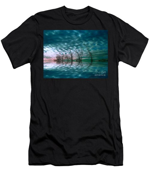 Night Dream Men's T-Shirt (Athletic Fit)