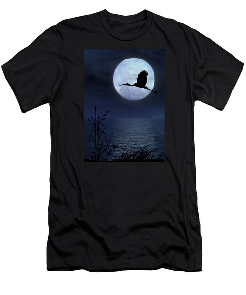Night Flight Men's T-Shirt (Athletic Fit)
