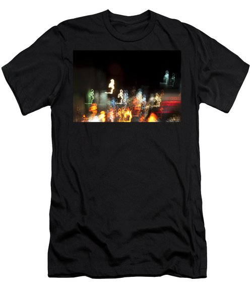 Night Forest - Light Spirits Limited Edition 1 Of 1 Men's T-Shirt (Athletic Fit)