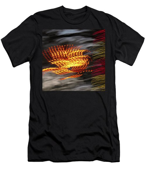Night Glow Men's T-Shirt (Athletic Fit)