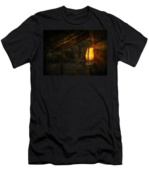 Night Is Falling Men's T-Shirt (Athletic Fit)
