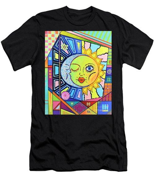 Night Kisses Daylight Men's T-Shirt (Athletic Fit)