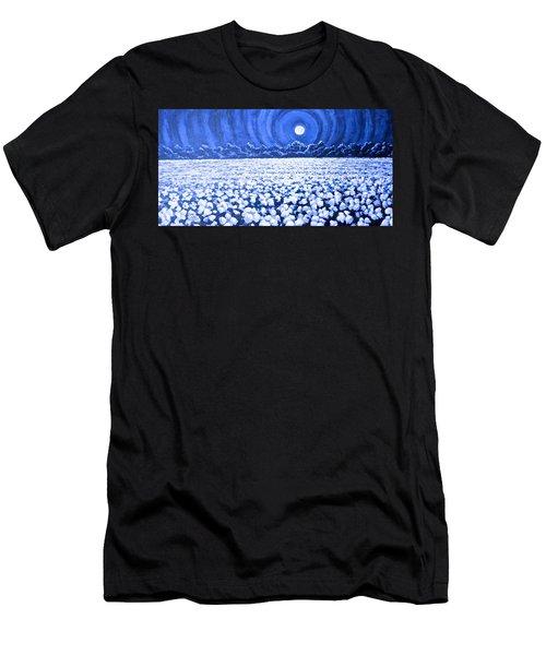Night Light Men's T-Shirt (Athletic Fit)
