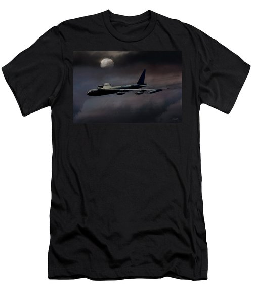 Night Moves B-52 Men's T-Shirt (Athletic Fit)