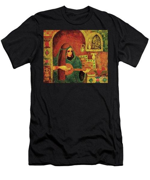 Night Music 3 Men's T-Shirt (Athletic Fit)