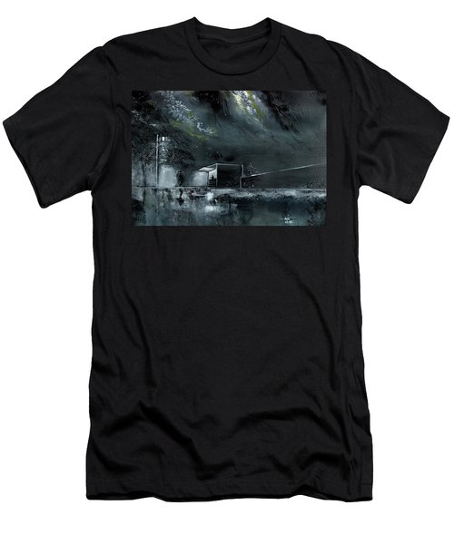 Night Out Men's T-Shirt (Athletic Fit)