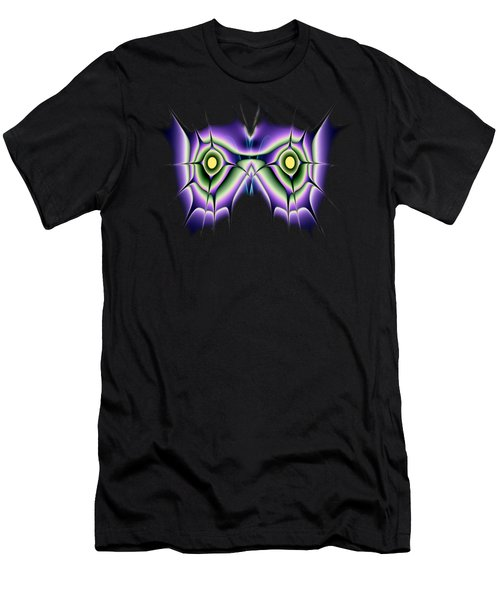 Night Owl Men's T-Shirt (Athletic Fit)