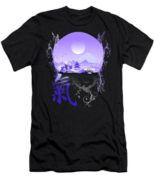 Night Qi Men's T-Shirt (Athletic Fit)
