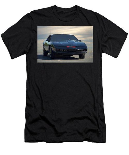 Night Rider 2000 Kitt Replica Men's T-Shirt (Athletic Fit)