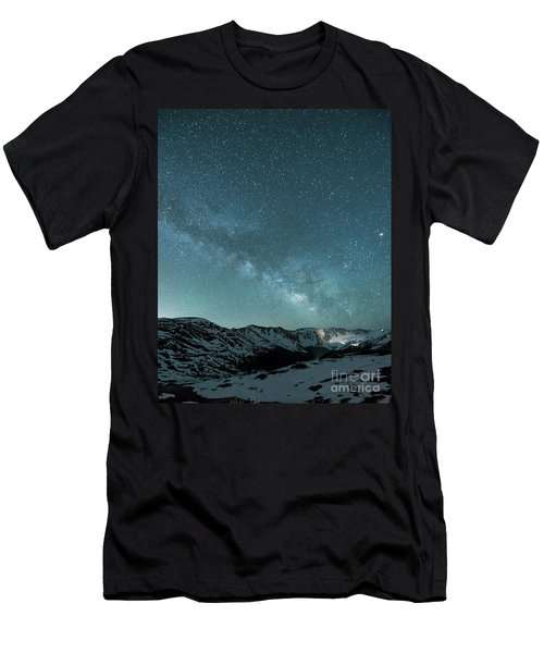 Rocky Mountain Magic Men's T-Shirt (Athletic Fit)