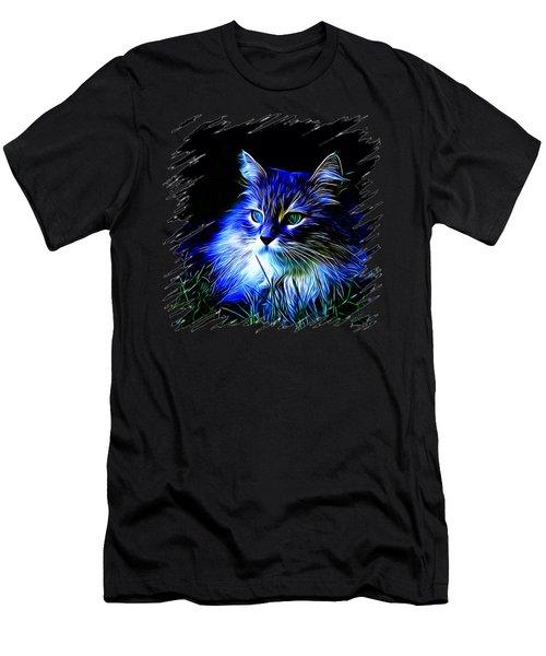 Night Stalker Tp Men's T-Shirt (Athletic Fit)