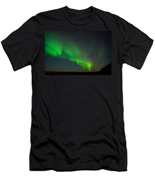 Night Vision Men's T-Shirt (Athletic Fit)