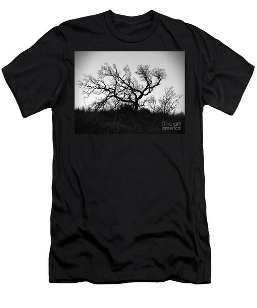 Nightmare Tree Men's T-Shirt (Athletic Fit)
