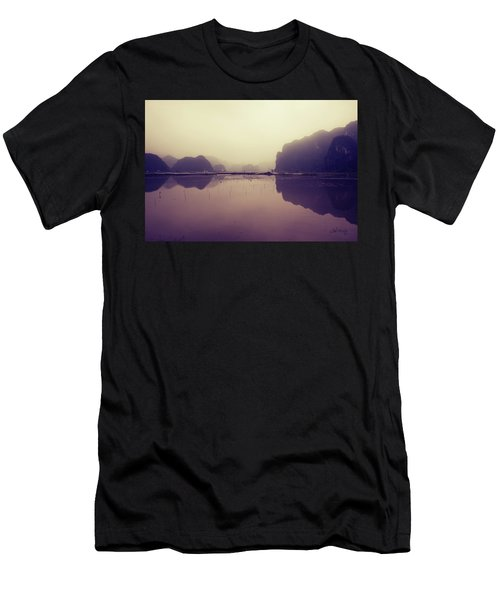 Ninh Binh Men's T-Shirt (Slim Fit) by Joseph Westrupp