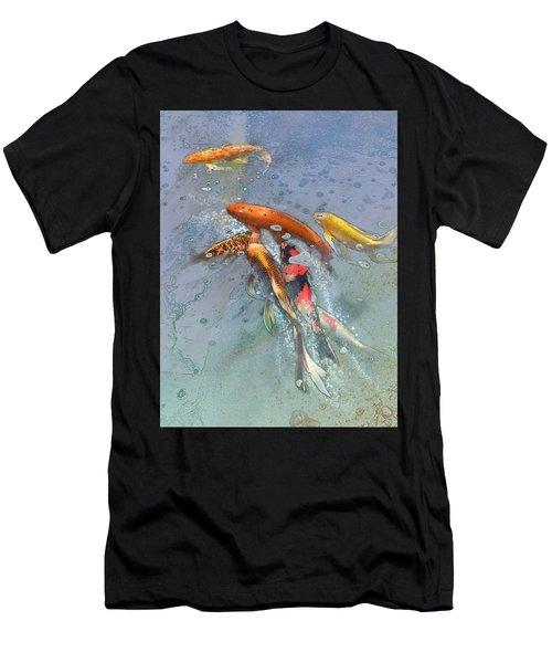 Nishikigoi Men's T-Shirt (Athletic Fit)