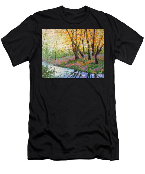 Nisqually Morning Men's T-Shirt (Athletic Fit)