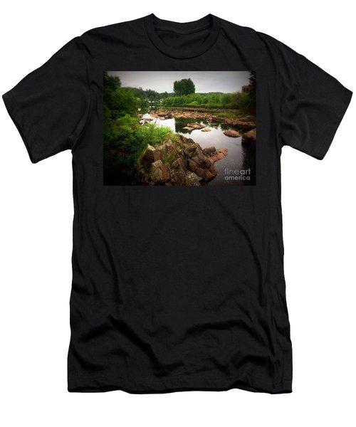 Nissan River Rapids 2 Men's T-Shirt (Athletic Fit)