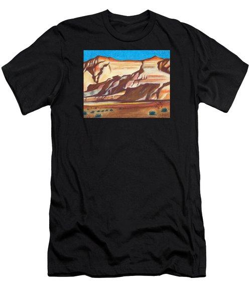Nm Az Border Men's T-Shirt (Athletic Fit)