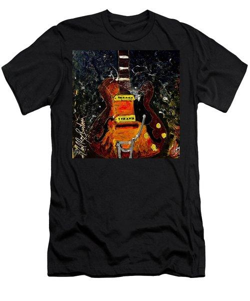 No #7 Men's T-Shirt (Athletic Fit)