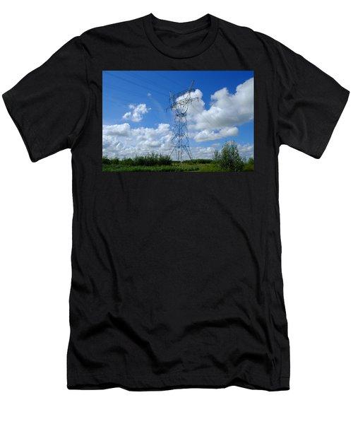 No Alien Men's T-Shirt (Athletic Fit)