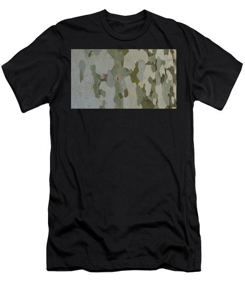 Men's T-Shirt (Athletic Fit) featuring the photograph No Camouflage by August Timmermans