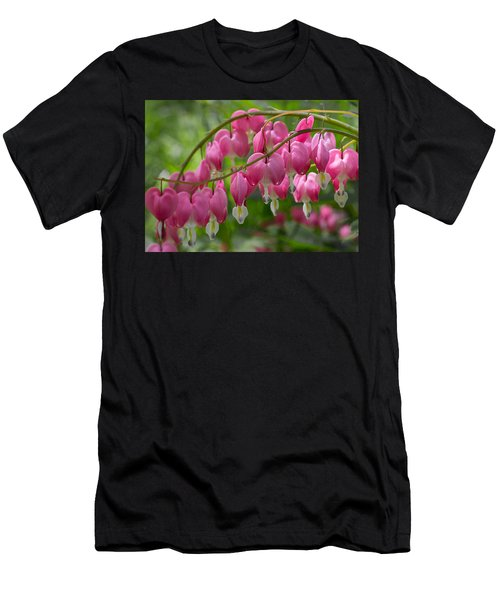 Bleeding Heart Men's T-Shirt (Athletic Fit)