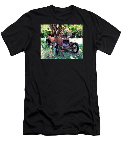 No Parking Men's T-Shirt (Athletic Fit)