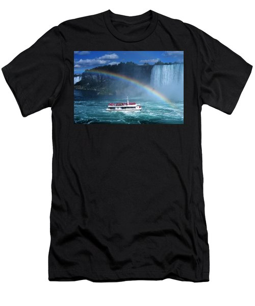 No Pot Of Gold Men's T-Shirt (Athletic Fit)