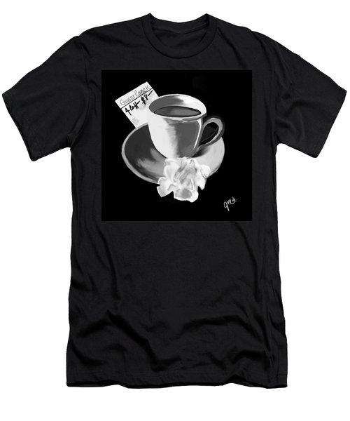 No Show I Men's T-Shirt (Athletic Fit)