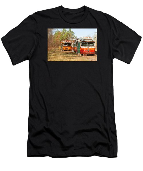 No Stops Men's T-Shirt (Athletic Fit)