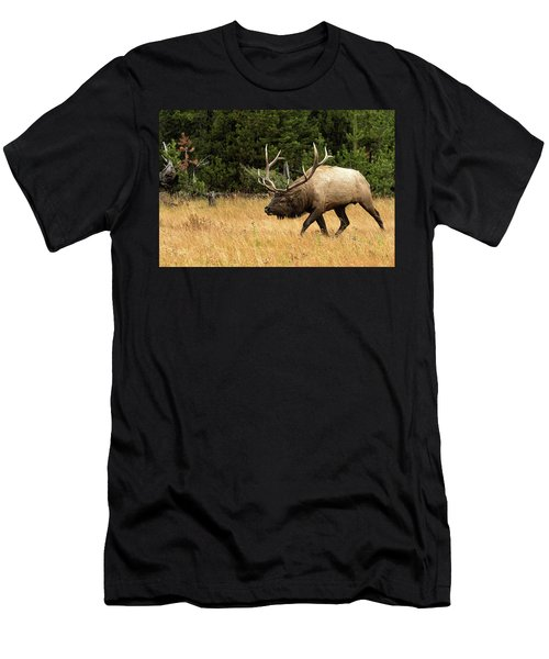 No You Don't Men's T-Shirt (Athletic Fit)