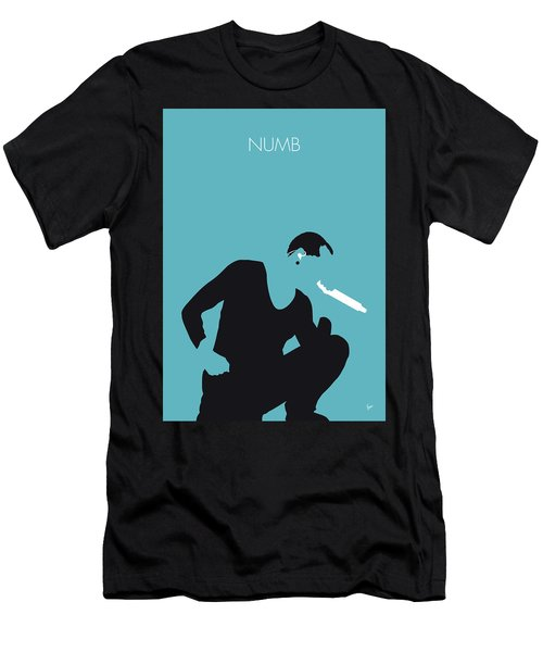 No085 My Linking Park Minimal Music Poster Men's T-Shirt (Athletic Fit)