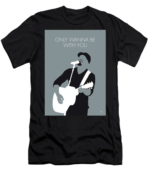 No177 My Hootie And The Blowfish Minimal Music Men's T-Shirt (Athletic Fit)