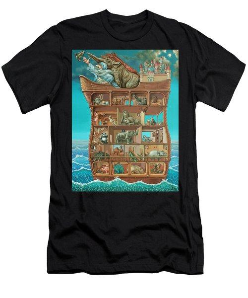 Noahs Arc Men's T-Shirt (Athletic Fit)