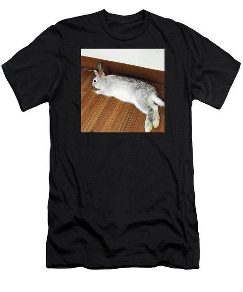 Nobiusa Men's T-Shirt (Athletic Fit)