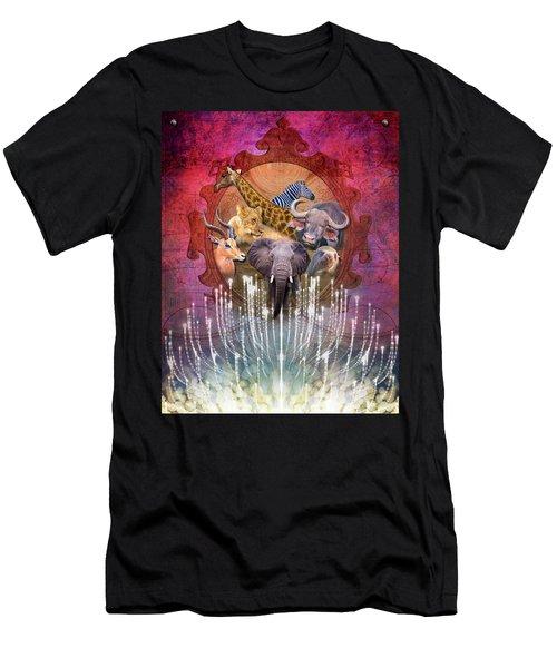 Noble Creatures Men's T-Shirt (Athletic Fit)