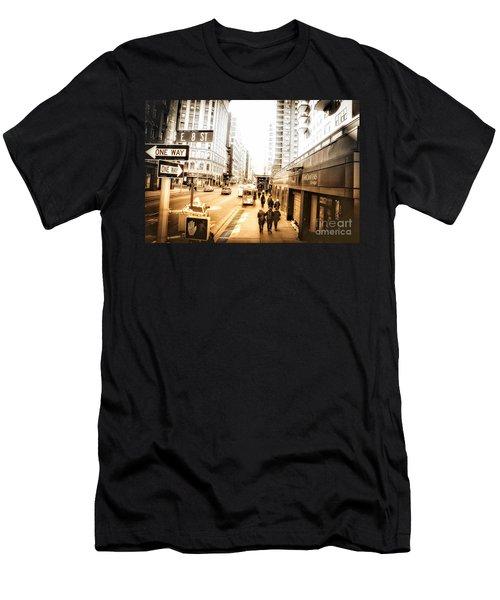 Noho Men's T-Shirt (Athletic Fit)