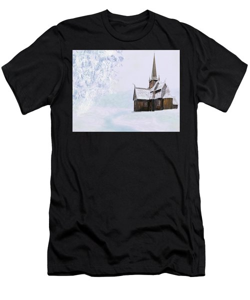 Norsk Kirke Men's T-Shirt (Athletic Fit)