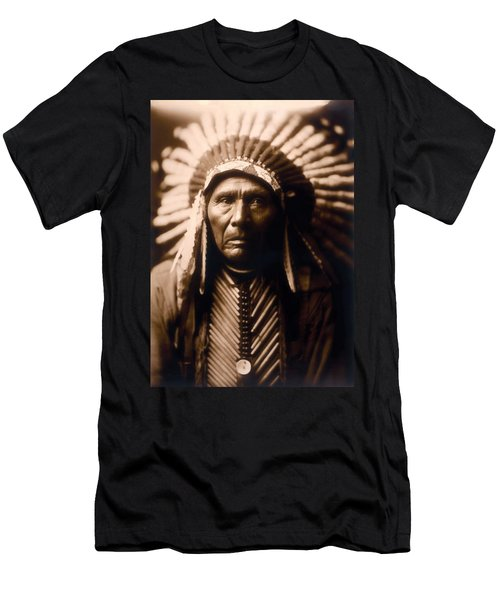 North American Indian Series 2 Men's T-Shirt (Athletic Fit)