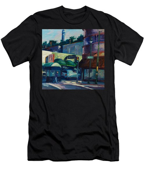 North Beach Men's T-Shirt (Athletic Fit)